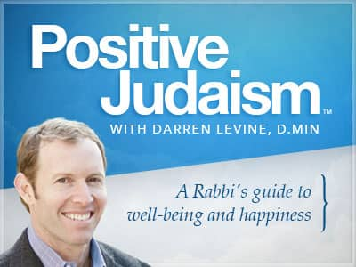 Positive Judaism, Darren Levine