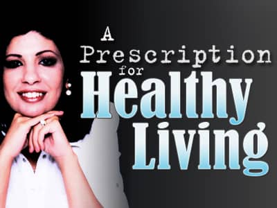 A Prescription for Healthy Living
