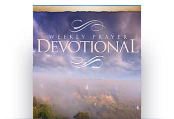 Weekly Prayer Devotional