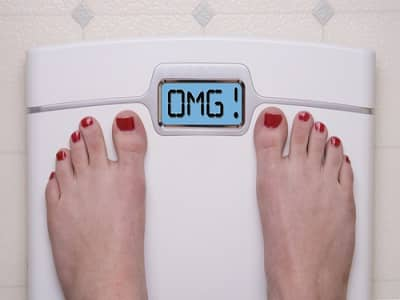 Bajar de peso para controlar la diabetes y los problemas