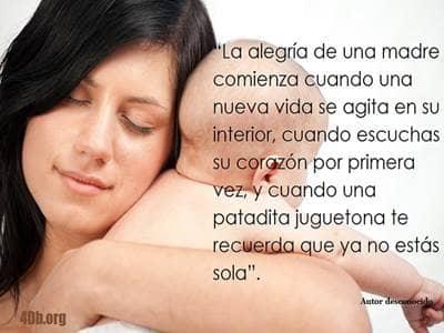 Frases De Amor Para Madres Jovenes Solteras No Hay Amor Como El De
