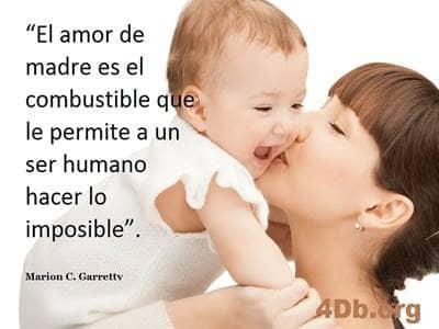 Frases De Amor Para Madres Jovenes Solteras El Amor De Una Madre