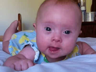 Quiero adoptar un bebe con sindrome de down video beliefnet - Baneras con cambiador para bebes ...