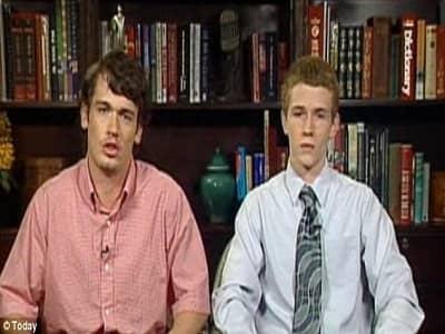 Derek y Alex King mataron a sus padres