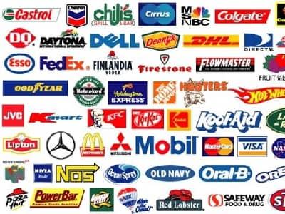 Averigua el mensaje oculto en estos 9 logos