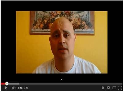 testimonios sanidad de cancer Saul Brockmann