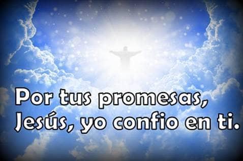 Imagenes de Jesus yo confio en ti