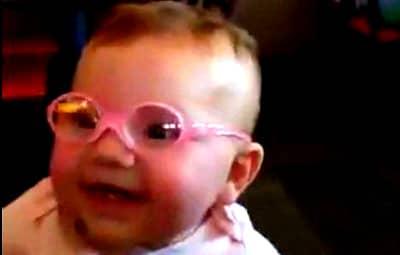"""Su mamá Jessica Sinclair escribió en Facebook que """"ella no había """"gateado"""