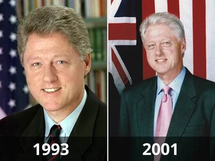 Clinton new