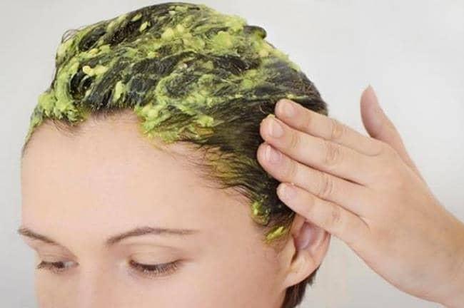 Tratamientos caseros para el cabello de aguacate