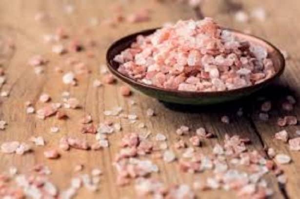 la sal más pura del mundo