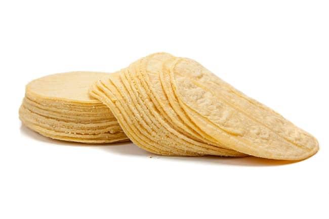 la droga en las tortillas
