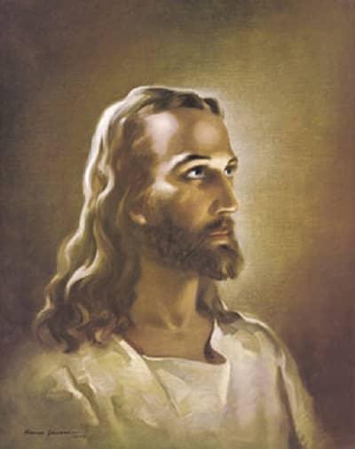 """10 sorprendentes detalles detrás de la pintura """"la cabeza de Cristo"""""""