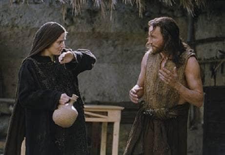 imagen de jesus y maria