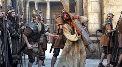 pasion  de cristo jesus mesias salvaador