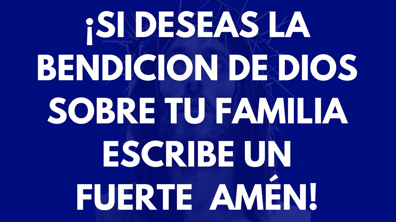 Oracion Poderosa Por Tu Familia Beliefnet
