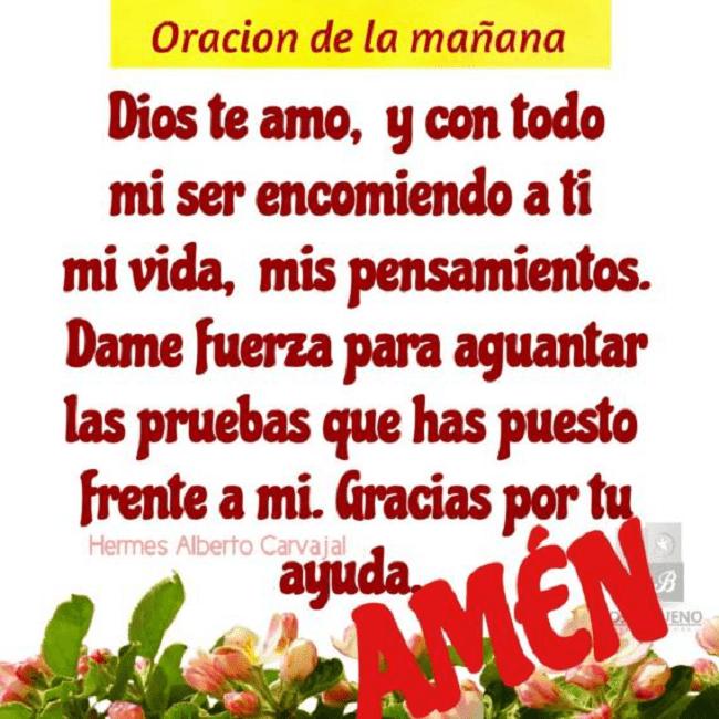 Oracion De La Mañaana Beliefnet