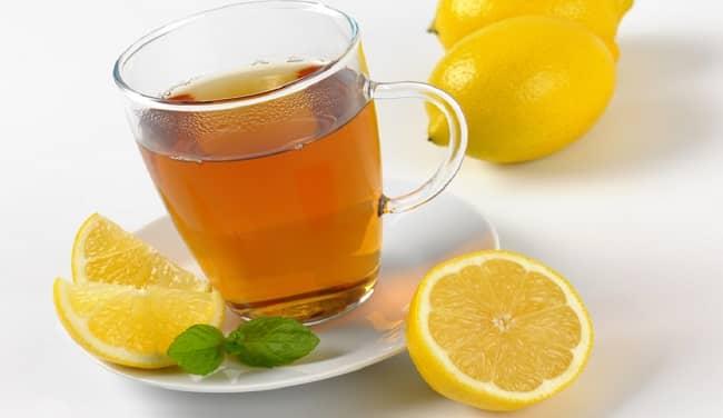 Resultado de imagen para té de limón