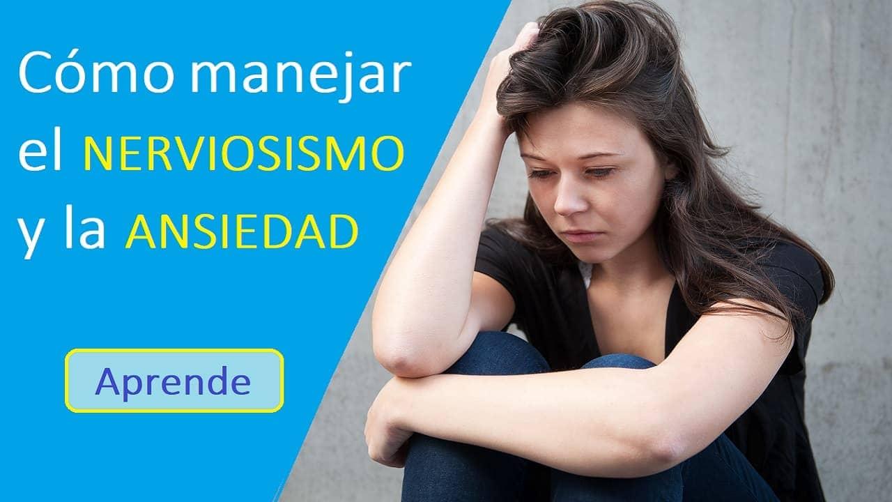 Nerviosismo y la ansiedad - Beliefnet