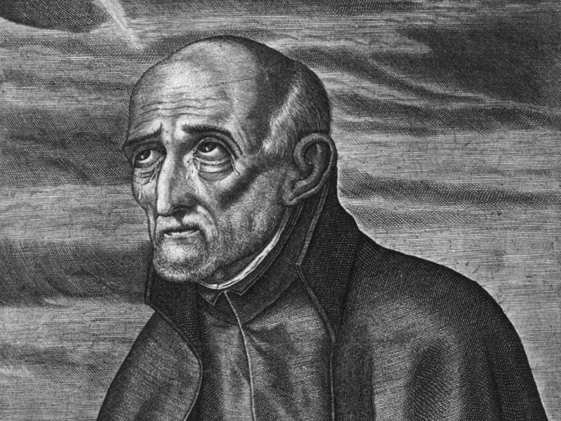 St. Alphonsus Rodriguez (c. 1533-1617)