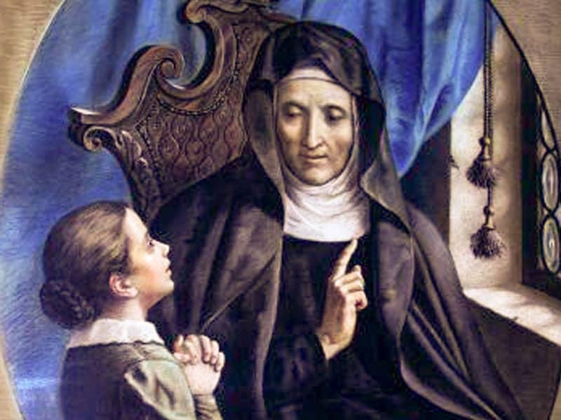 St. Angela Merici (1470?-1540)