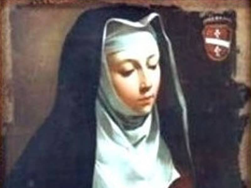 Blessed Angeline of Marsciano (1374-1435)