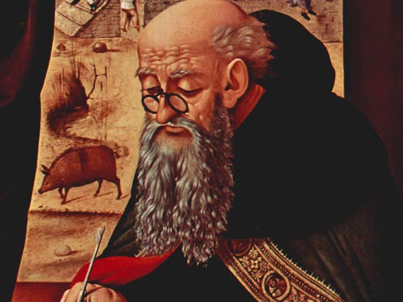St. Anthony of Egypt (251-356)
