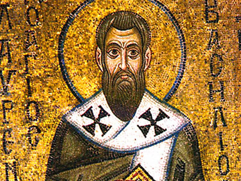 St. Basil the Great (329-379)