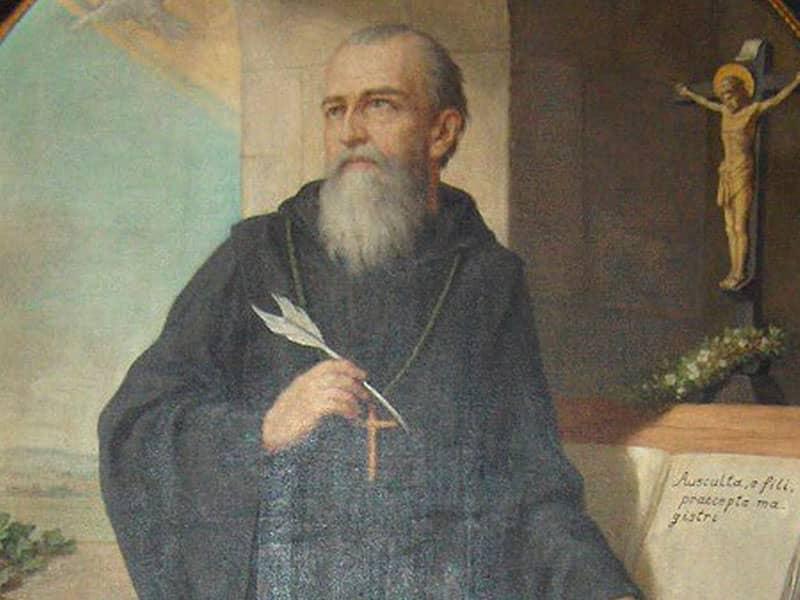 St. Benedict (480?-543)