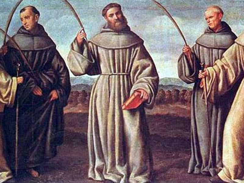 St. Berard and Companions (d. 1220)