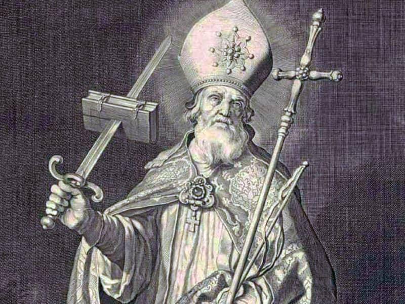 St. Boniface (672?-754)