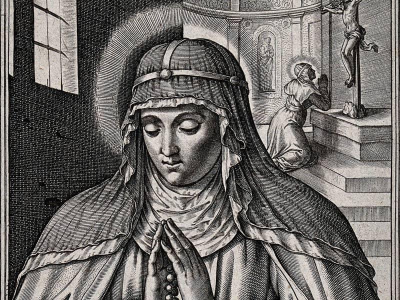 St. Bridget (1303?-1373)
