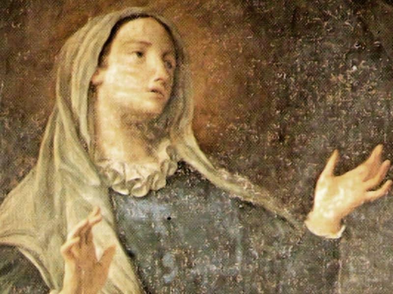 St. Catherine of Genoa (1447-1510)