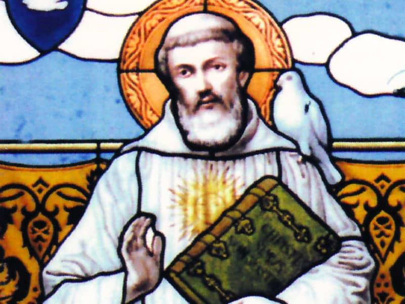 St. Columban (543?-615)