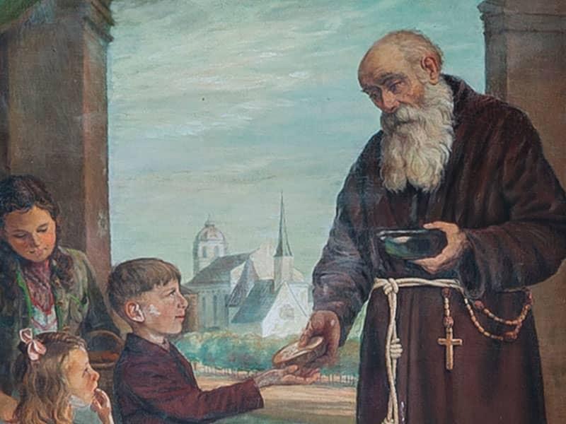 St. Conrad of Parzham (1818-1894)