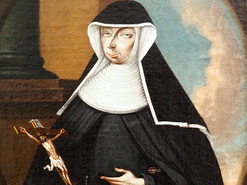 St. Crescentia Hoess (1682-1744)