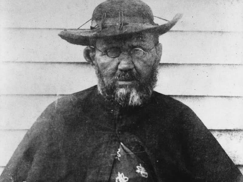Blessed Damien of Molokai (1840-1889)