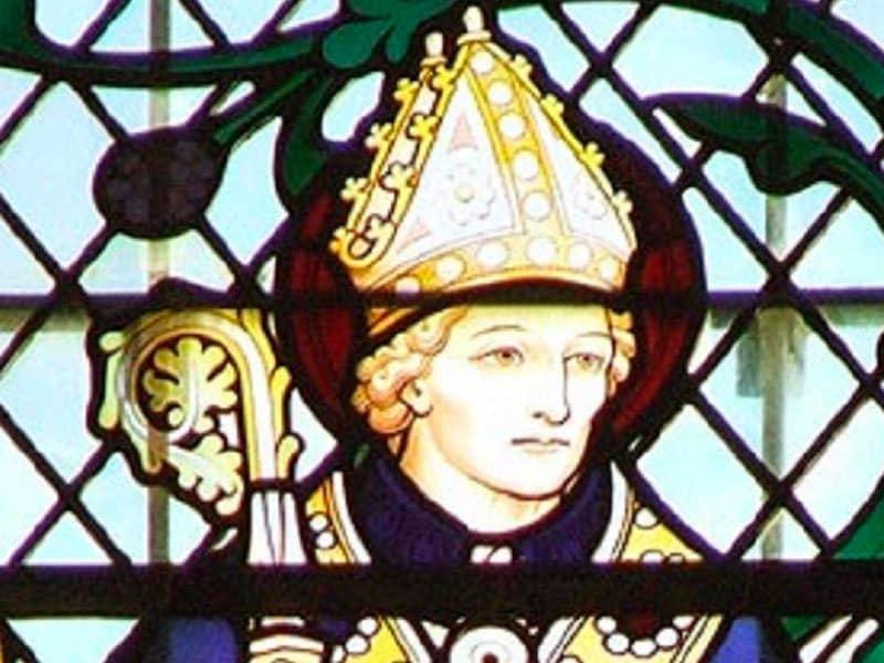 St. Egwin (d. 717)