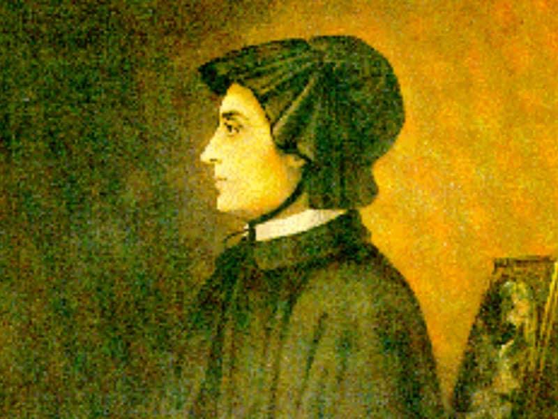 St. Elizabeth Ann Seton (1774-1821)