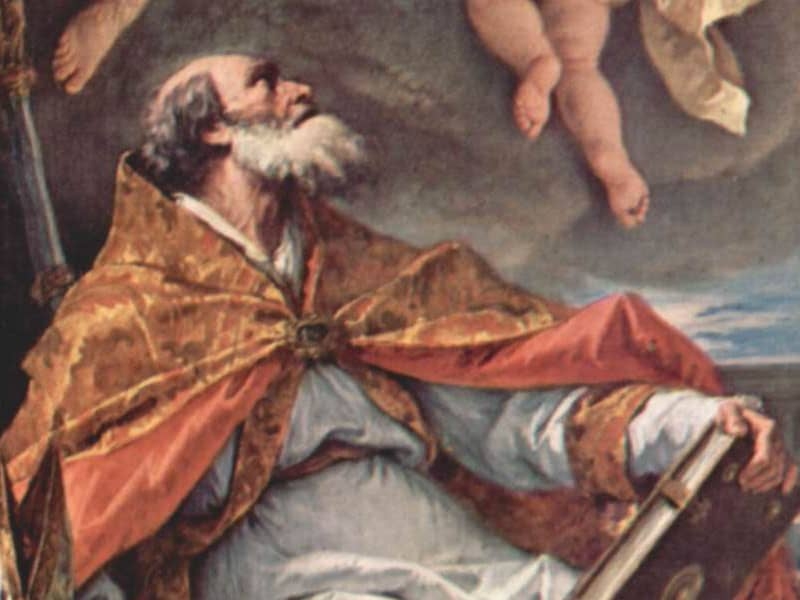 St. Eusebius of Vercelli (283?-371)