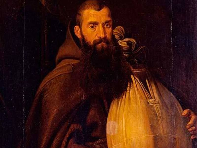 St. Felix of Cantalice (1515-1587)