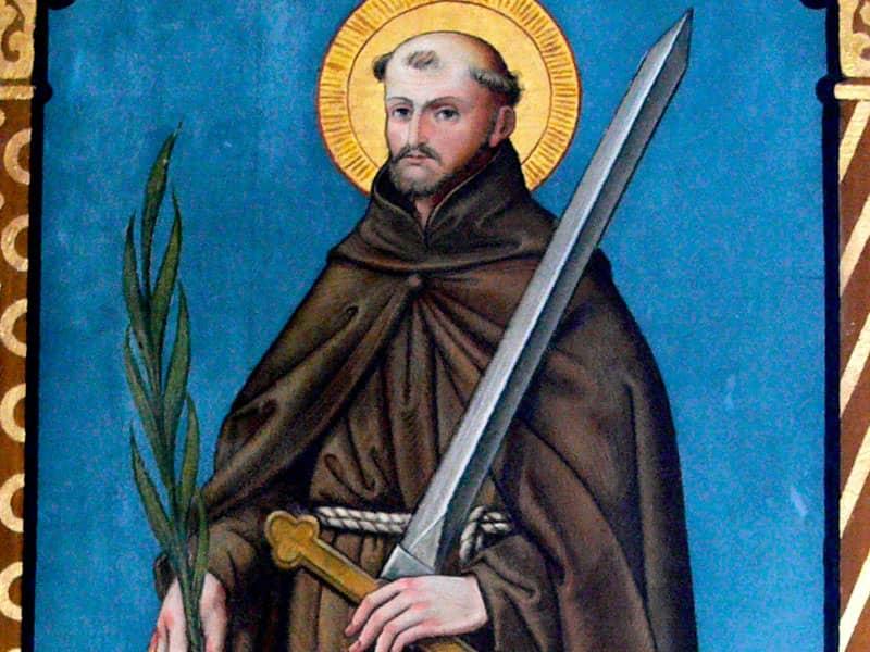 St. Fidelis of Sigmaringen (1577-1622)