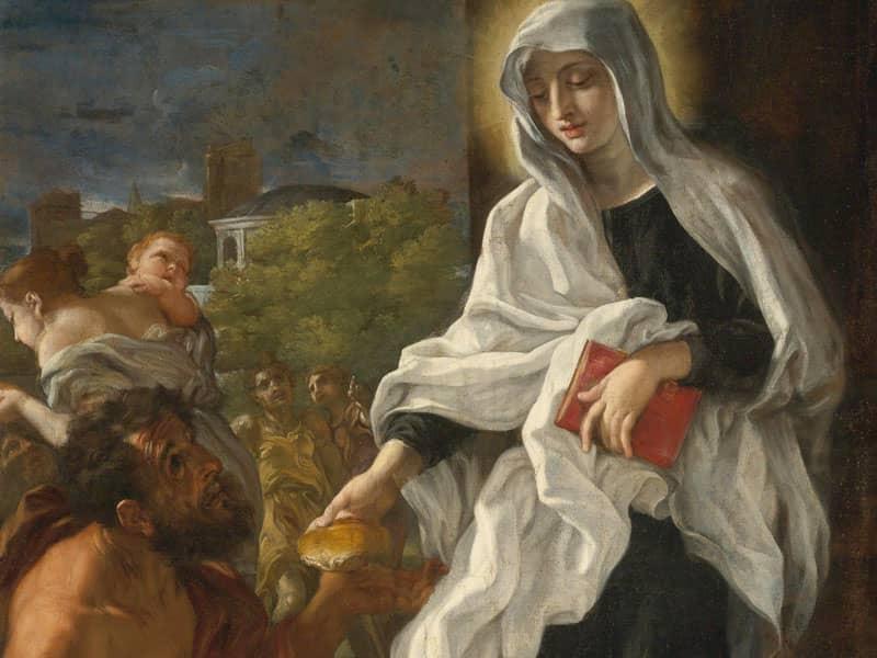 St. Frances of Rome (1384-1440)