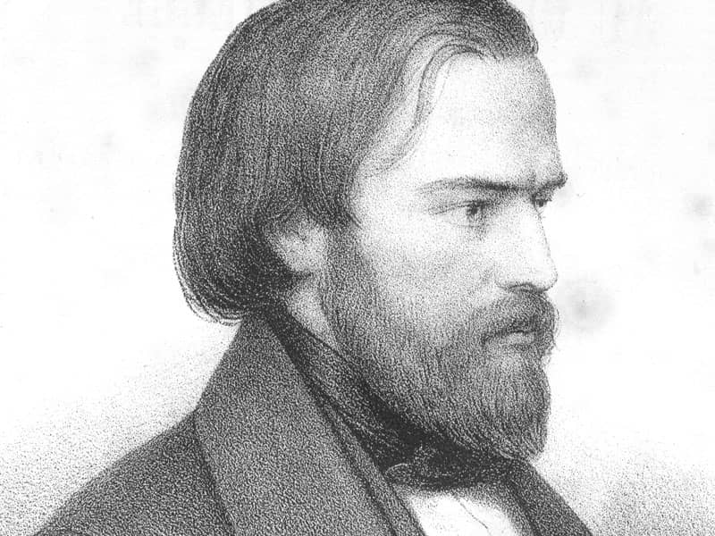Blessed Frederick Ozanam (1813-1853)