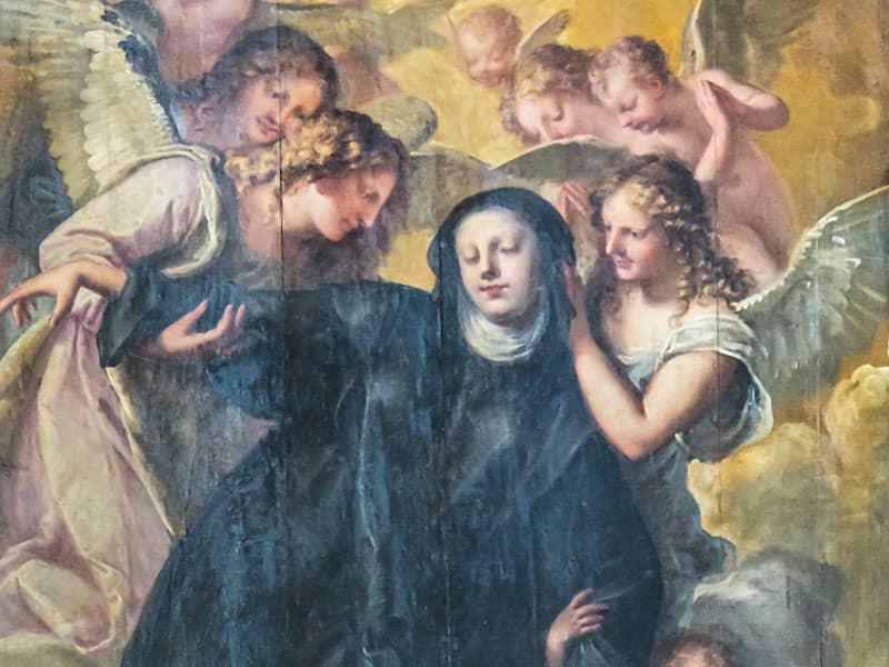 St. Gertrude (1256?-1302)