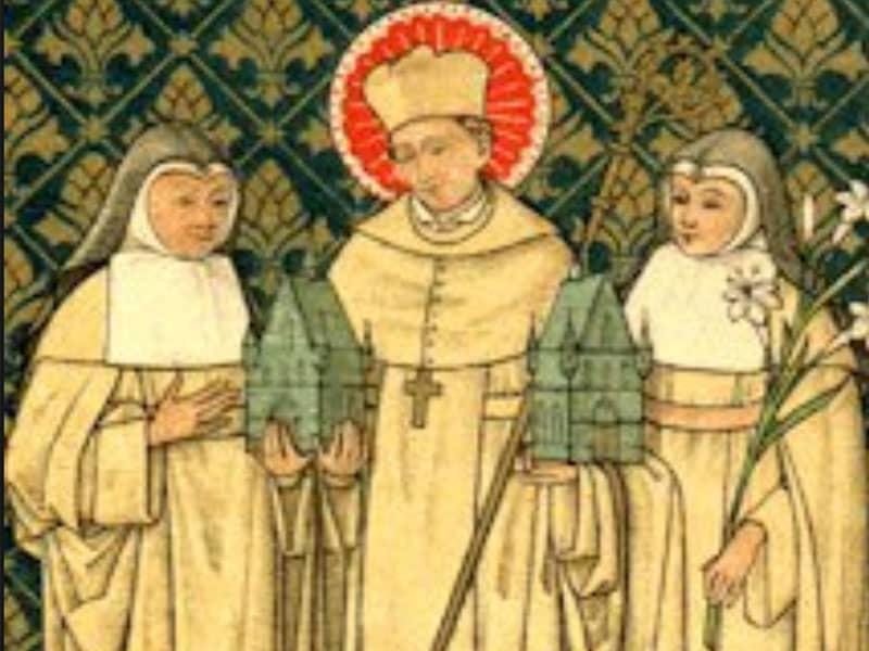 St. Gilbert of Sempringham (c. 1083-1189)