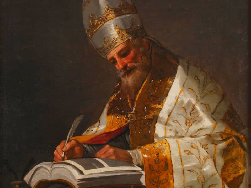 St. Gregory the Great (540?-604)