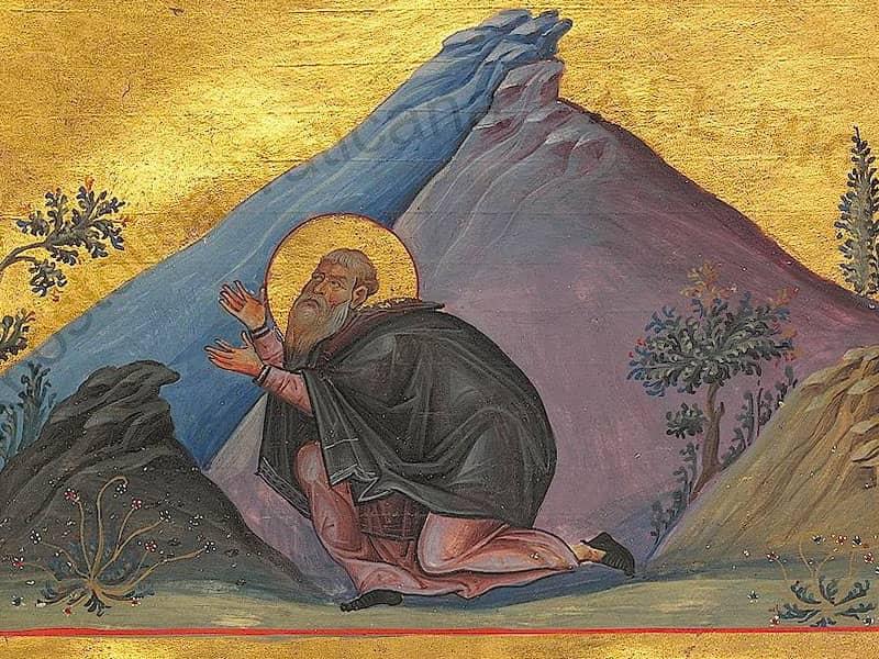 St. Hilarion (c. 291-371)