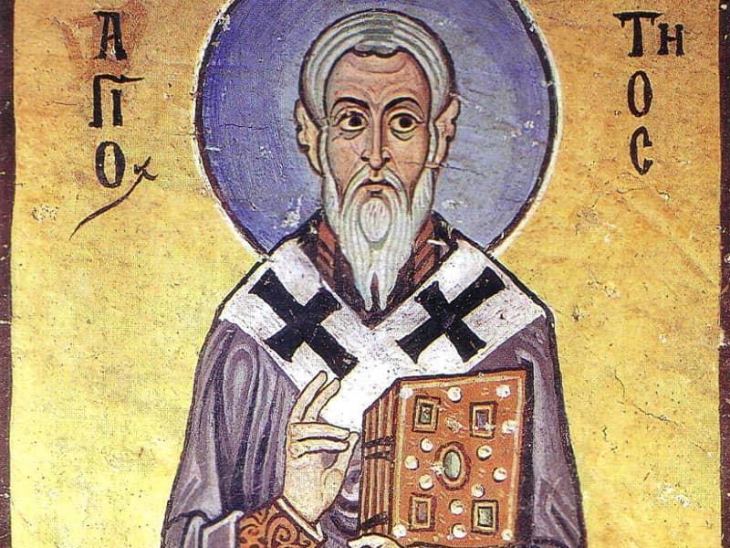 St. Ignatius of Antioch (d. 107?)