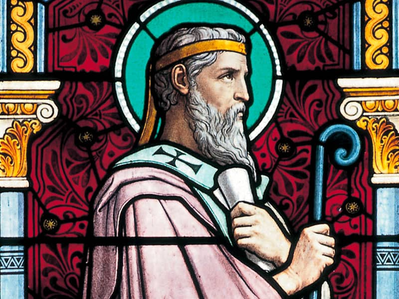St. Irenaeus (130?-220)